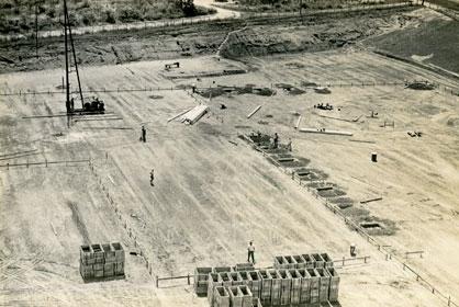 Construção da Matriz em Mirassol